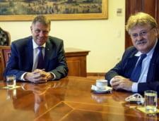 Alegeri prezidentiale 2014 Un lider din PE il sustine pe Iohannis: L-a comparat cu Konrad Adenauer