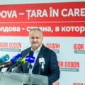 Alegeri prezidentiale in Republica Moldova. Cum s-au impartit cele 150.000 de voturi din diaspora: Dodon a obtinut sub 4%