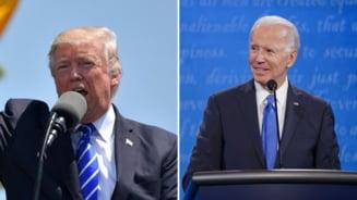 Alegeri prezidentiale in SUA: Dwayne Johnson, Chris Evans, Taylor Swift, sustinatorii lui Biden; 50 Cent, Jon Voight, Kid Rock voteaza pentru Trump