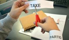 Alegerile parlamentare vor aduce reforma fiscala