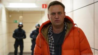 """Aleksei Navalnii denunta faptul ca este incarcerat intr-un """"lagar de concentrare"""""""