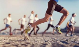Alergati in familie, la Maratonul Nisipului