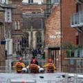 Alertă în Marea Britanie: 13 orașe mari vor fi înghițite de ape VIDEO