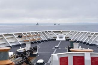 Alertă la Washington. Patru nave de război ale Chinei au navigat în zona economică exclusivă a Statelor Unite ale Americii
