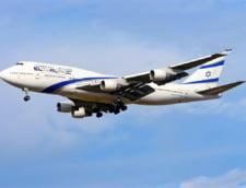 Alerta cu bomba la bordul unei curse aeriene New York - Tel Aviv