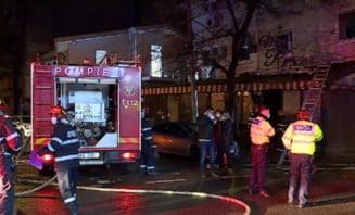 Alerta de incendiu la Institutul Marius Nasta. Mai multe anchete sunt in curs