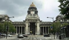 Alerta de securitate la Bruxelles: Palatul de Justitie a fost evacuat UPDATE: Amenintarea a fost falsa