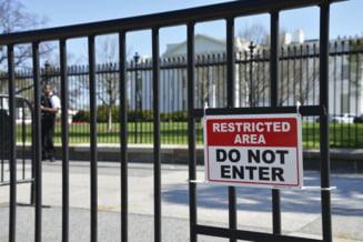 Alerta de securitate la Congresul american UPDATE: O femeie inarmata a incercat sa intre in Capitoliu (Video)