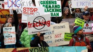 Alerta in SUA: Apa din cel putin 4 state, contaminata din cauza exploatarii de gaze de sist