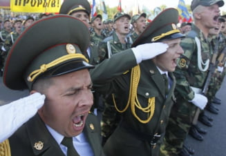 Alerta in Transnistria: Noi manevre ale militarilor rusi