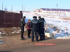 Alerta in trei judete: politistii rascolesc zona in cautarea soferului fugar