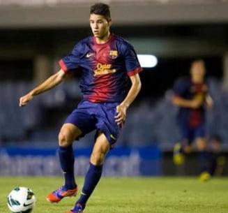 "Alerta la Barcelona: Arsenal a pus ochii pe ""noul Messi"""