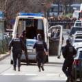 Alerta la Bruxelles: Un sofer care conducea o masina plina cu butelii a fost oprit in centrul orasului