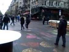Alerta maxima de terorism in Belgia: Ce se intampla, luni, cu scolile si metroul din Bruxelles (Video)