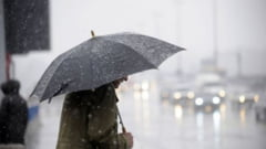 Alerta meteo: vremea se strica din nou! La Giurgiu, schimbari majore spre sfarsitul saptamanii