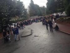 Alerte false si evacuari la Disneyland si magazine Carrefour si Auchan din Paris