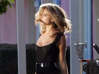 Alessandra Ambrosio intr-un nou pictorial sexy