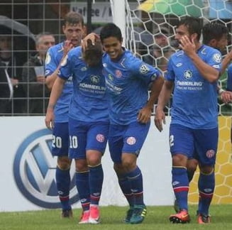 Alex Maxim, pasa de gol superba in Cupa Germaniei