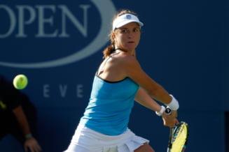 Alexandra Dulgheru, invinsa de Sharapova la US Open 2014. Meci superb facut de romanca