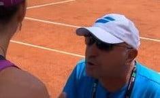 Alexandra Dulgheru a cerut ajutorul antrenorului - ce sfat i-a dat acesta