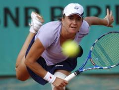 """Alexandra Dulgheru explica eliminarea de la US Open: """"Aveam probleme cu genunchiul"""""""