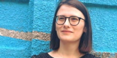 "Alexandra Pazgu: ""Realitatea e compusa si din emotii, senzatii si lucruri de neinteles...nu doar din stiri, razboaie si nedreptati sociale"""