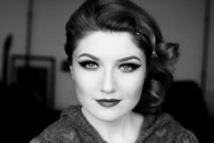 Alexandra Ungureanu: Un vis e sa stau pe scena alaturi de Shania Twain Interviu