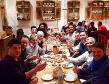 Alexandru Ciucu petrecere barbati