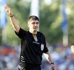 Alexandru Deaconu, delegat la un meci din preliminariile CM 2010