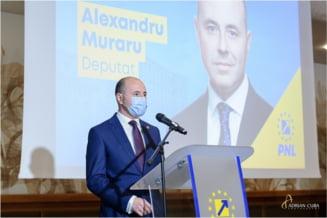 Alexandru Muraru, ales presedinte al PNL Iasi. Citu: Am toata increderea in el, ne sustinem reciproc