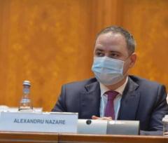 Alexandru Nazare, dupa remaniere: Nu este vorba de rezultate, este vorba de echipa. Nu am vrut sa introduc ministerul in competitia interna