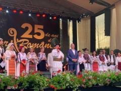 Alexandru Pugna, manager Centrul Judetean pentru Cultura: Bistrita a gazduit un regal folcloric la marcarea a 25 de ani de Dor Romanesc