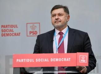 """Alexandru Rafila: """"Există deficite mari de finanţare la programele de sănătate"""""""