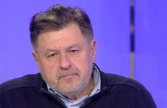 "Alexandru Rafila: ""Impartirea spitalelor in Covid si non-Covid nu mai e de actualitate. Ne apropiem de 1.300 de oameni internati la ATI"""