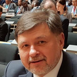 """Alexandru Rafila: """"Voiculescu a incercat sa controleze INSP. A modificat conditiile de concurs astfel incat unul din consilierii sai sa poata ocupa o functie acolo"""""""