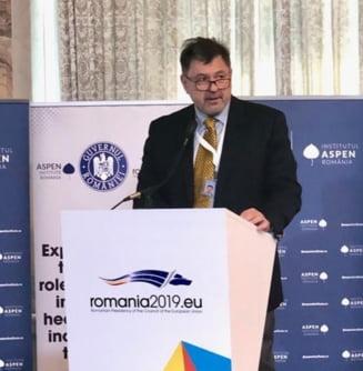 Alexandru Rafila: Nu este exclus ca in aceasta saptamana sa inregistram 2.000 de cazuri pe zi