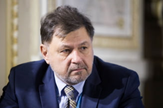 Alexandru Rafila: Sunt de acord cu obligativitatea purtarii mastii in spatii deschise