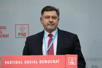 "Alexandru Rafila spune ca nu isi doreste functia de premier: ""Nu se pune problema ca PSD sa intre in vreo combinatie politica"""