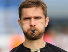 Alexandru Tudor arbitreaza Supercupa Romaniei