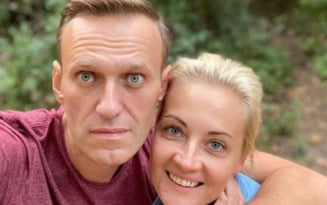 """Alexei Navalnii, mesaj emotionant de multumire pentru """"prietenii buni necunoscuti"""" care i-au salvat viata: """"Pilotii si primii medici mi-au dat pur si simplu inca 15-20 de ore de viata"""""""