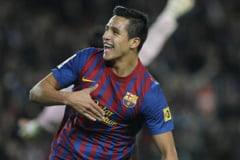Alexis Sanchez a parasit Barcelona. Va juca in Premier League.