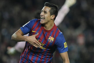 Alexis Sanchez a parasit Barcelona. Va juca in Premier League.