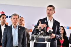 Alianta 2020 a decis: Barna la Cotroceni, Ciolos, premier (Surse)
