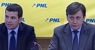 Alianta PNL-PC nu a fost inregistrata pentru ca s-a inchis la tribunal