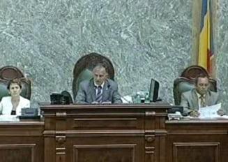 Alianta PNL+PC pune in pericol fotoliul lui Geoana de la Senat
