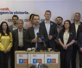 Alianta USR+PLUS candideaza la europarlamentare: Inalta Curte a admis contestatia (Video)