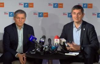 Alianta USR-PLUS cere presedintelui Iohannis si PNL sa faca tot posibilul ca alegerea primarilor in doua tururi sa devina realitate