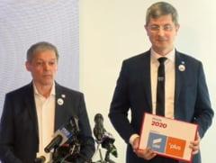 Alianta USR-PLUS si-a prezentat programul electoral: Ce isi propune sa faca daca ajunge in Parlamentul European