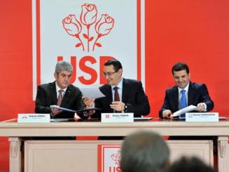 Alianta electorala PSD-UNPR-PC, inregistrata marti la BEC dupa respingerea USD