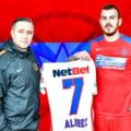 Alibec, prezentat oficial la Steaua lui Becali chiar de ziua lui